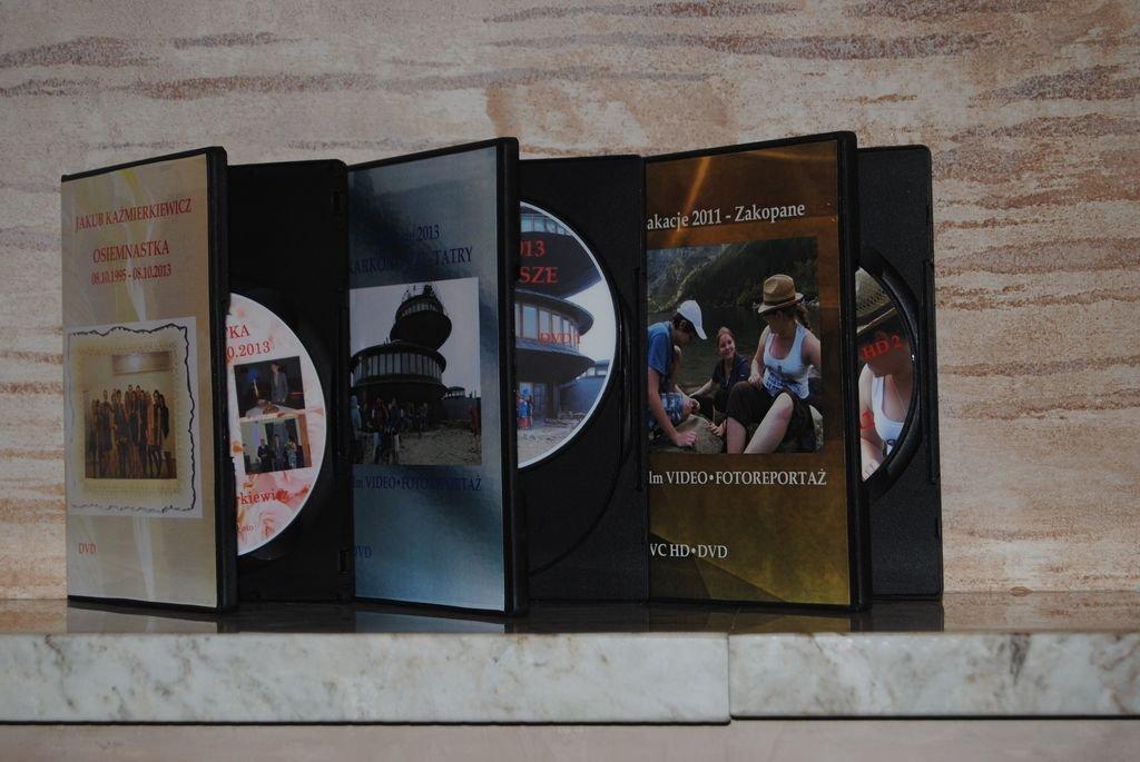 skanowanie negatywów, slajdów, odbitek, naprawa zdjęć, przegrywanie VHS na DVD, fotoreportaż