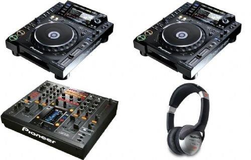 Pioneer CDJ 2000 Nexus, Pioneer DJM 2000 Nexus Mixer