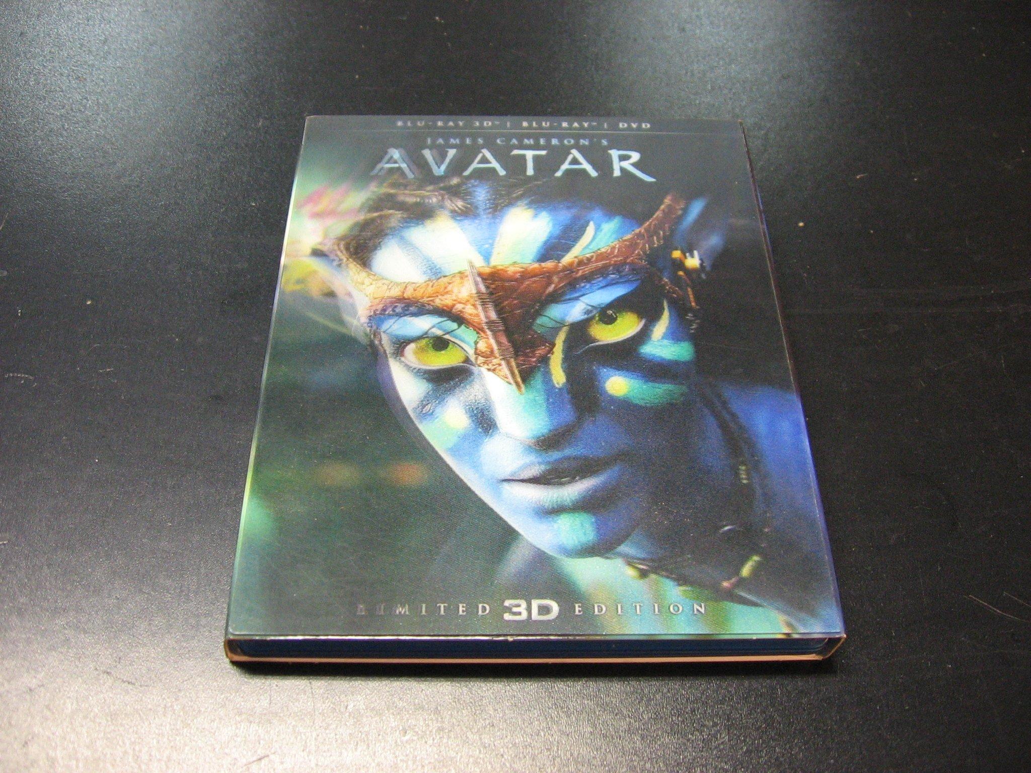AVATAR - Płyty Blu-ray 3D - Opole