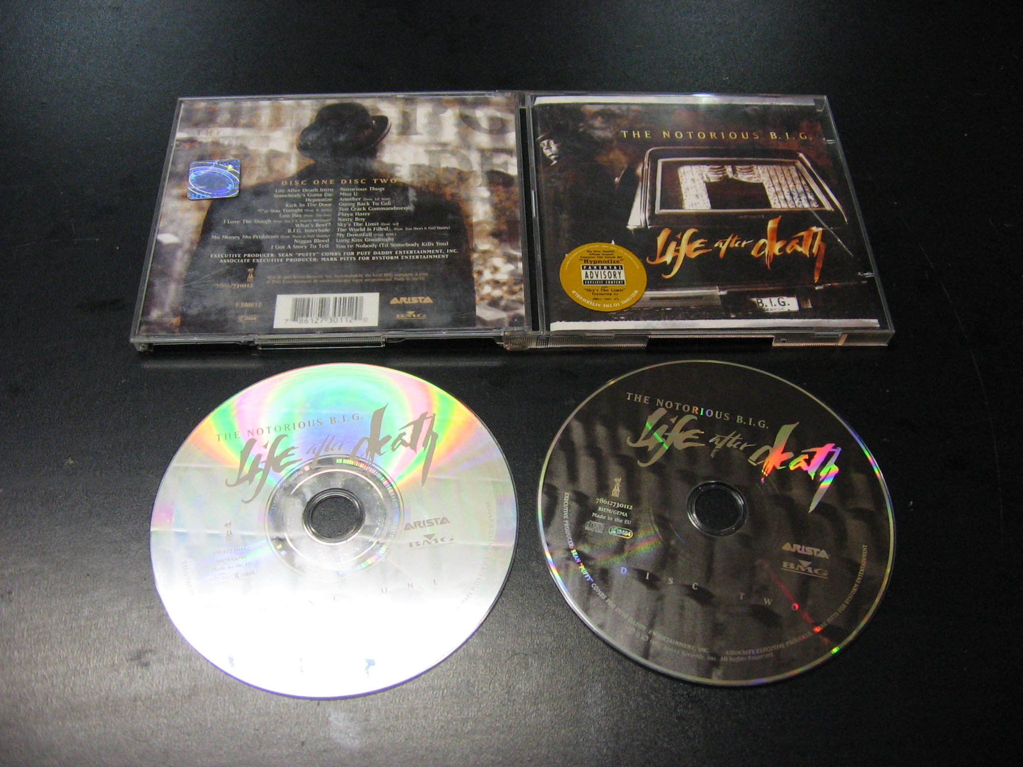 The Notorious B.I.G. - Life After Death 2CD ```````````` Opole AlleOpole.pl