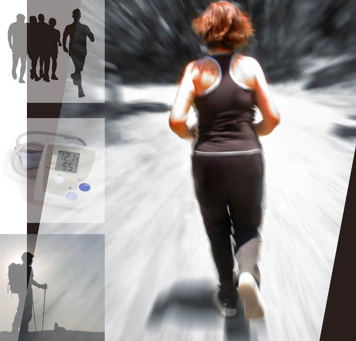 Trening  z biegania