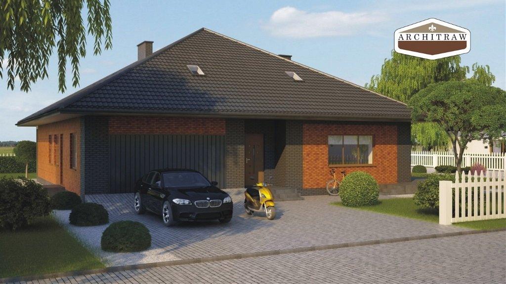 Architraw Zakład Usług Projektowych oferuje w swej sprzedaży budynki mieszkalne jednorodzinne