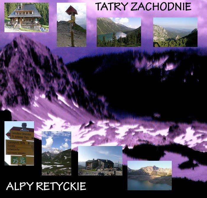 Trekking w Tatrach lub Alpach