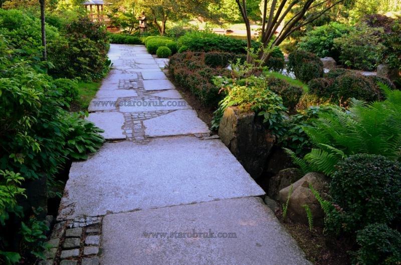Płyty Granitowe Schody Kamienie Ogrodowe Murki Krawężniki Oporniki Ogrodzenia