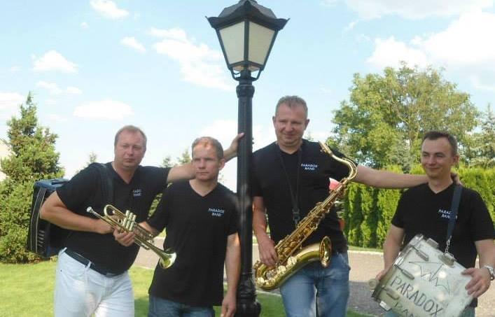 zespół muzyczny PARADOX BAND