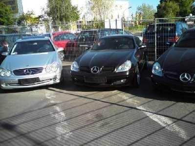 Wyjazdy po auta, samochody Niemcy, Holandia.