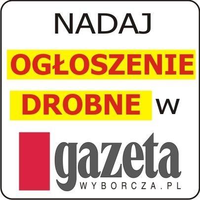 Gazeta Wyborcza ogłoszenia drobne