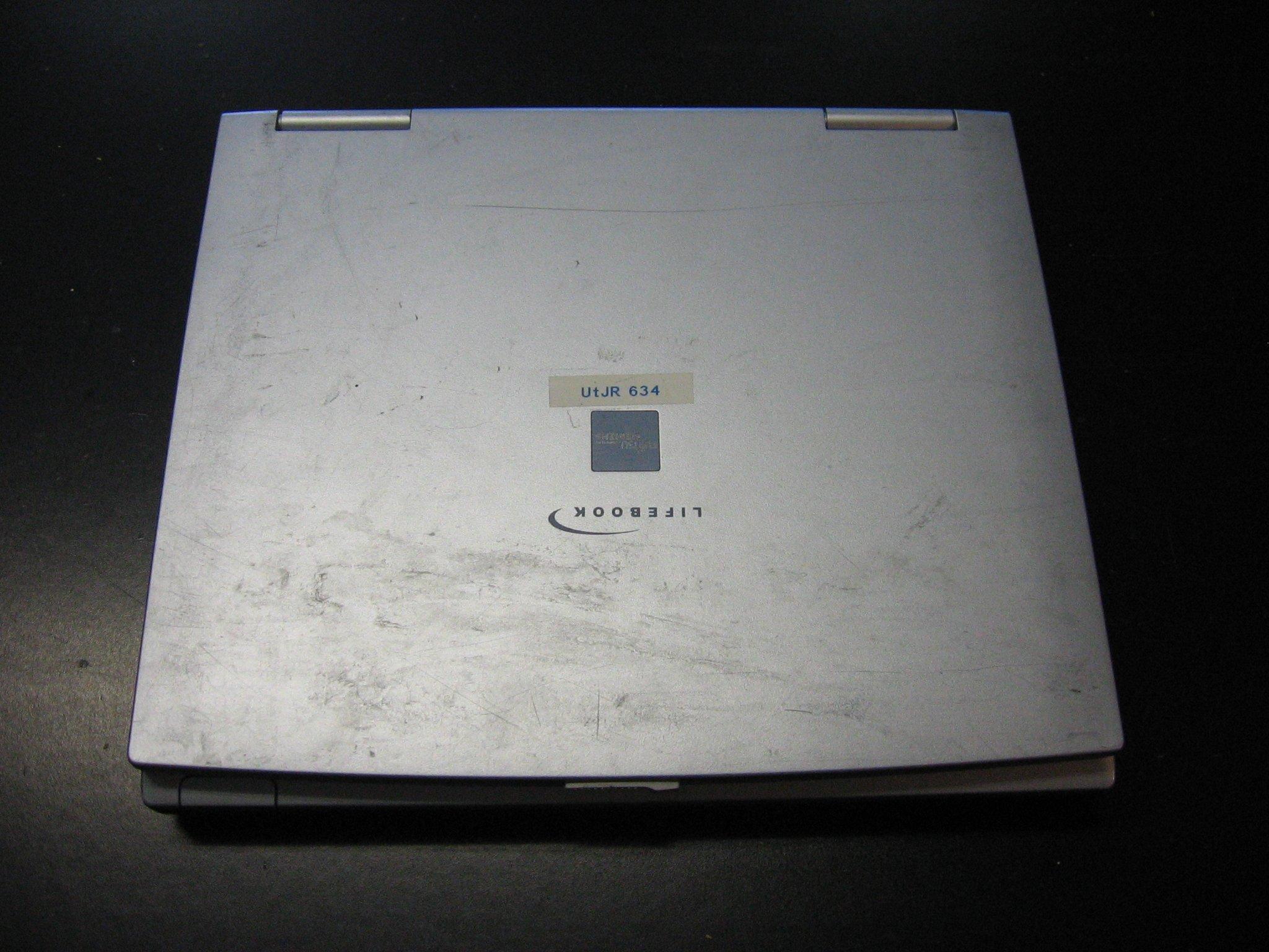 Fujitsu-Siemens LifeBook CSeries RegNo LI1  - USZKODZONY Opole - AlleOpole.pl