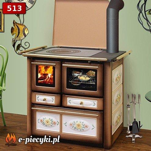 Piecyki, kuchnie na węgiel i drewno