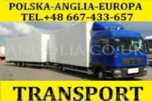 Transport Polska-Anglia-Europa