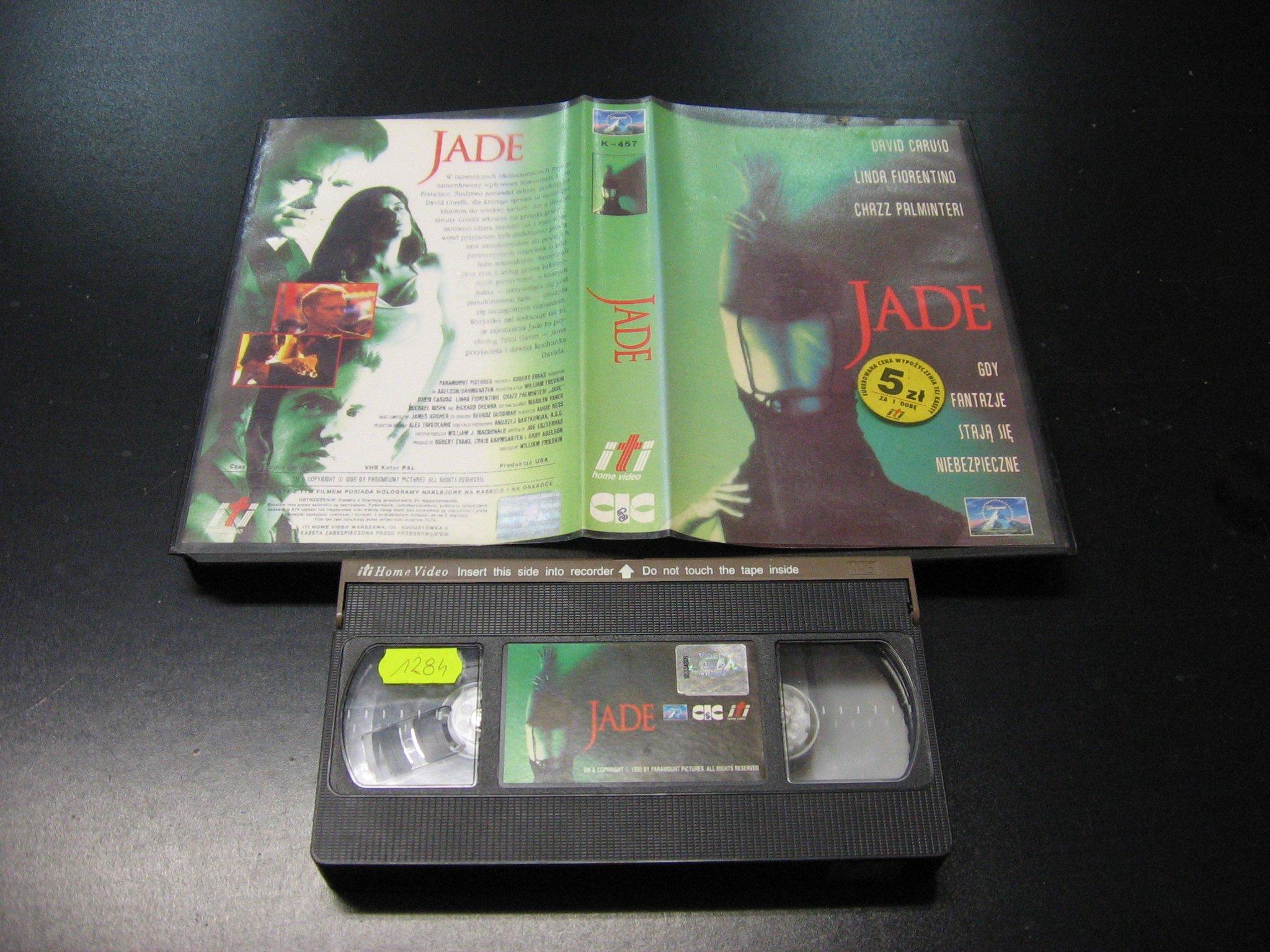 JADE -  kaseta VHS - 0994 Opole - AlleOpole.pl