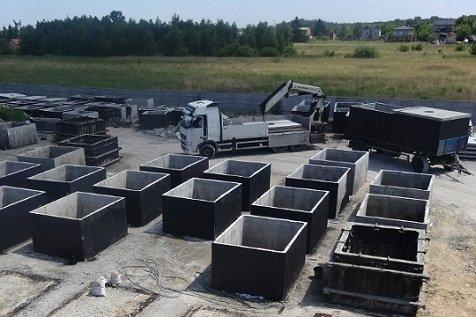 Tanie szamba betonowe 6m3 transport i montaż, zbiorniki na szambo Opole