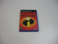 Disney Pixar The Incredibles - GRA Ps2 - Opole 0630