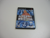 Legends of Wrestling - GRA Ps2 - Opole 0632