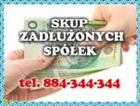 Odkupimy udziały w spółce. Tel. 884-344-344