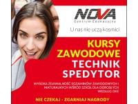 TECHNIK SPEDYTOR W 2 LATA! WOLNE MIEJSCA