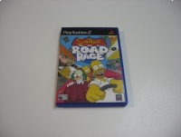 The Simpsons Road Rage - GRA Ps2 - Opole 0650