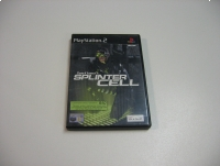 Tom Clancy's Splinter Cell - GRA Ps2 - Opole 0661