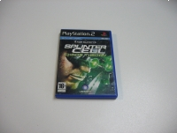 Tom Clancys Splinter Cell Chaos Theory - GRA Ps2 - Opole 0662