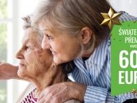 Opiekunka dla starszej Pani! 500 EURO PREMII ZA ŚWIĘTA!