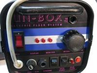 Studyjna lampa błyskowa SUN-BOX Electronic flasn system