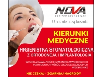 Zacznij od lutego naukę za darmo na kierunku Higienistka Stomatologiczna !