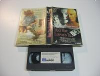 CO SIĘ STAŁO Z BABY JANE - VHS Kaseta Video - Opole 1858