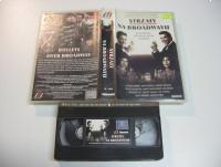 Strzały na Broadwayu Woody Allen - VHS Kaseta Video - Opole 1890