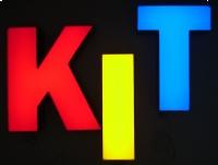 LITERY blokowe 3D podświetlane LED ŚWIETLNE 20cm