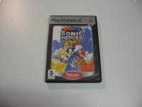 Sonic Heroes - GRA Ps2 - Opole 0695