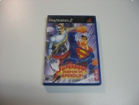 Superman Shadow of Apokolips - GRA Ps2 - Opole 0698
