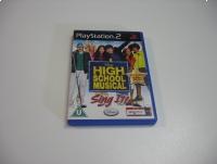 High School Musical Sing It! - GRA Ps2 - Opole 0718