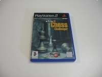 PLAY IT CHESS CHALLENGER - GRA Ps2 - Opole 0725