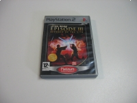 Star Wars Episode 3 Revenge of the sith - GRA Ps2 - Opole 0729