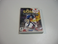 Sonic and the Secret Rings - GRA Nintendo Wii - Opole 0788