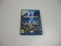 DISNEY EPIC MICKEY 2 THE POWER OF TWO - GRA Nintendo Wii - Opole 0798