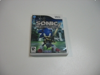 Sonic and the Black Knight - GRA Nintendo Wii - Opole 0801
