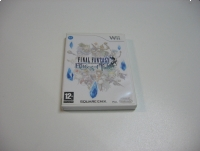Final Fantasy Crystal Chronicles Echoes of Time - GRA Nintendo Wii - Opole 0803