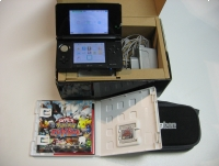 Konsola Nintendo 3DS + 2GB Karta + Gra Super Pokemon Rumble - Opole