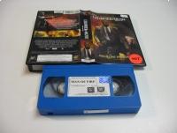 Człowiek w ogniu - Denzel Washington - VHS Kaseta Video - Opole 1936
