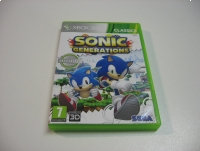 Sonic Generations - GRA Xbox 360 - Opole 0810