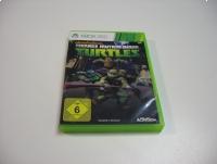 NICKELODEON TEENAGE MUTANT NINJA TURTLES - GRA Xbox 360 - Opole 0814