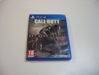 Call of Duty Advanced Warfare Day Zero - GRA Ps4 - Opole 0823