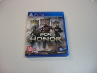 For Honor - GRA Ps4 - Opole 0845