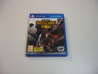 Infamous Second Son - GRA Ps4 - Opole 0853