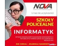 TECHNIK INFORMATYK darmowy kierunek :) Dołącz do grupy NOVA