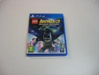 Lego Batman 3 - GRA Ps4 - Opole 0856