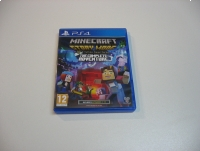 Minecraft Story Mode - GRA Ps4 - Opole 0860