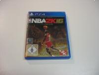 NBA 2K16 - GRA Ps4 - Opole 0870