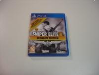 Sniper Elite 3: Ultimate Edition - GRA Ps4 - Opole 0878